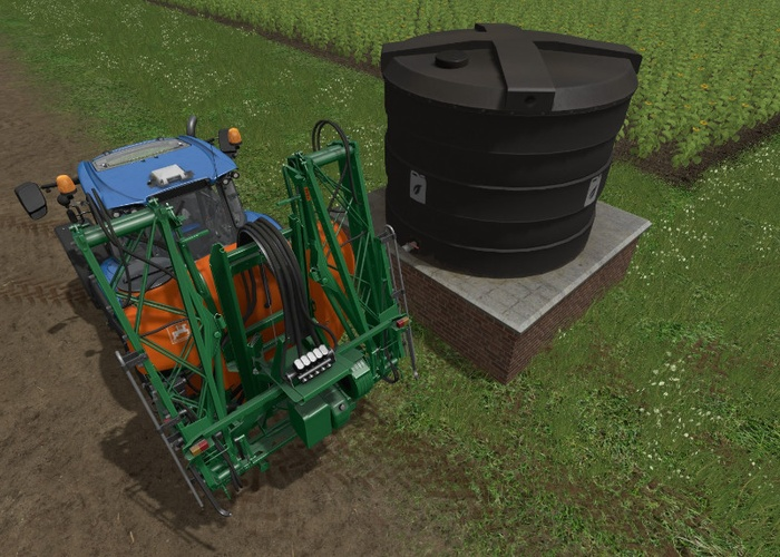 Other Liquid Fertilizer Tanks (Prefab*)