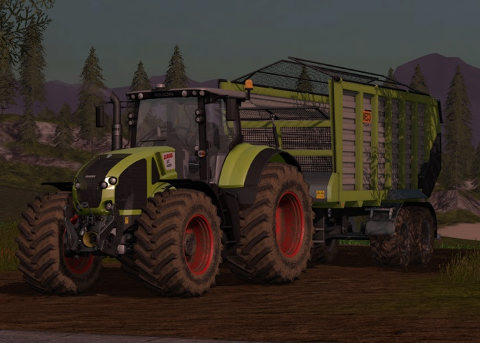 Claas CLAAS Axion