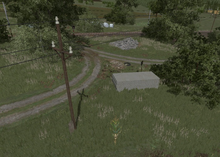 Power Pole (Prefab*)