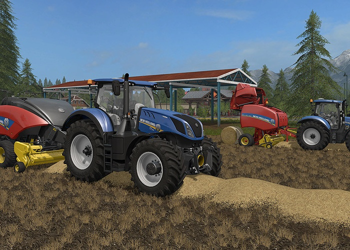 New Holland Baler Pack