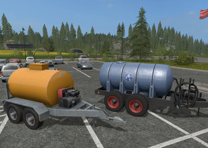 Lizard Tank Trailer Pack