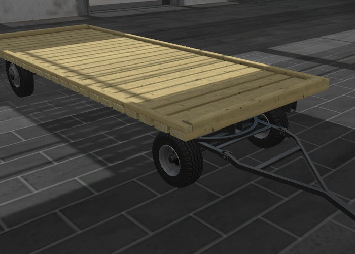 Lizard Flatbed Trailer